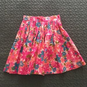 Tracy Feith High Waist Skirt